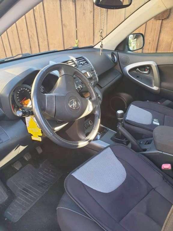 Toyota RAV4 2.2 D-4D 177 Linea Luna