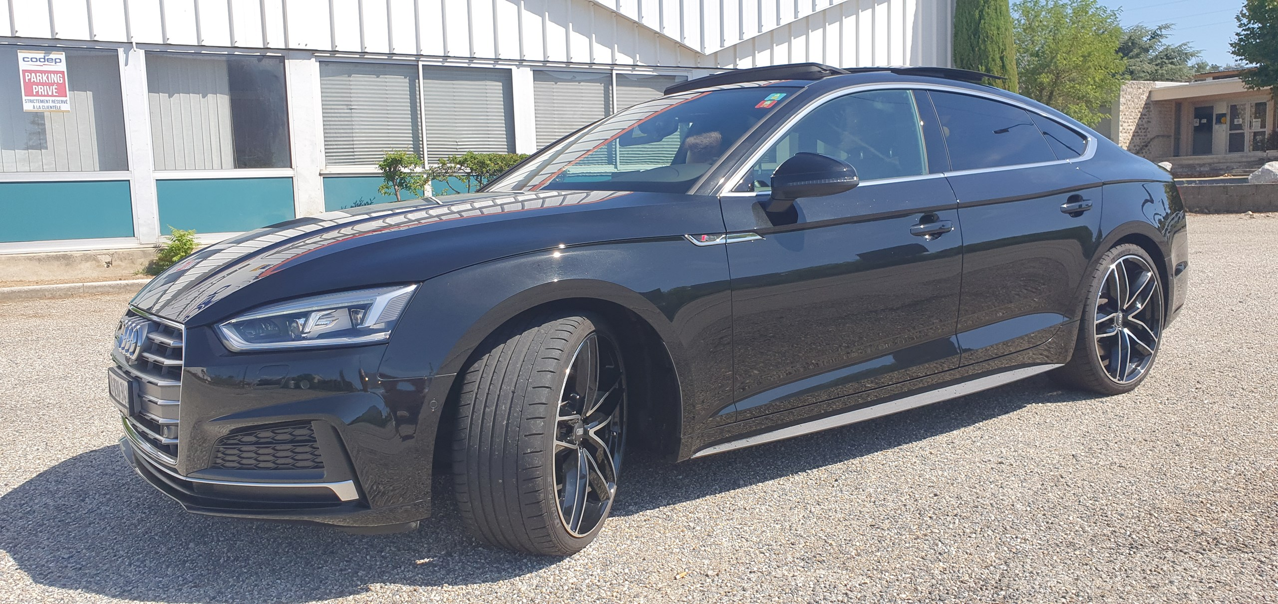 Audi A5 Sportback 2.0 TFSI Design qu. S-Tronic