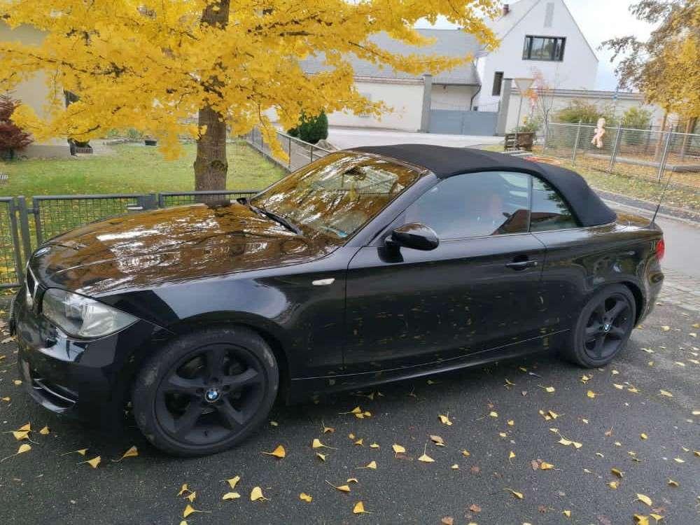 BMW 1er Reihe E88 Cabrio 118i