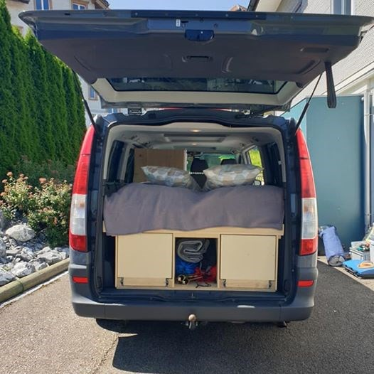 Mercedes-Benz Vito 113 CDI Blue Efficiency