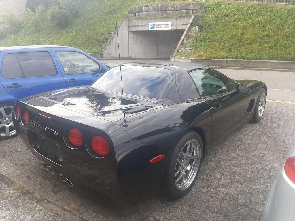 Chevrolet Corvette 5.7 Pack A