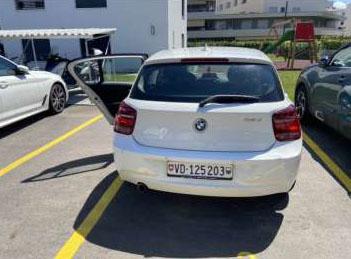 BMW 1er Reihe F20 114d Business