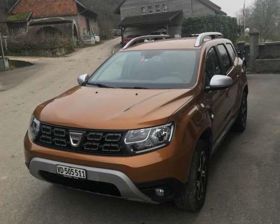 Dacia Duster 1.6 Prestige 4WD