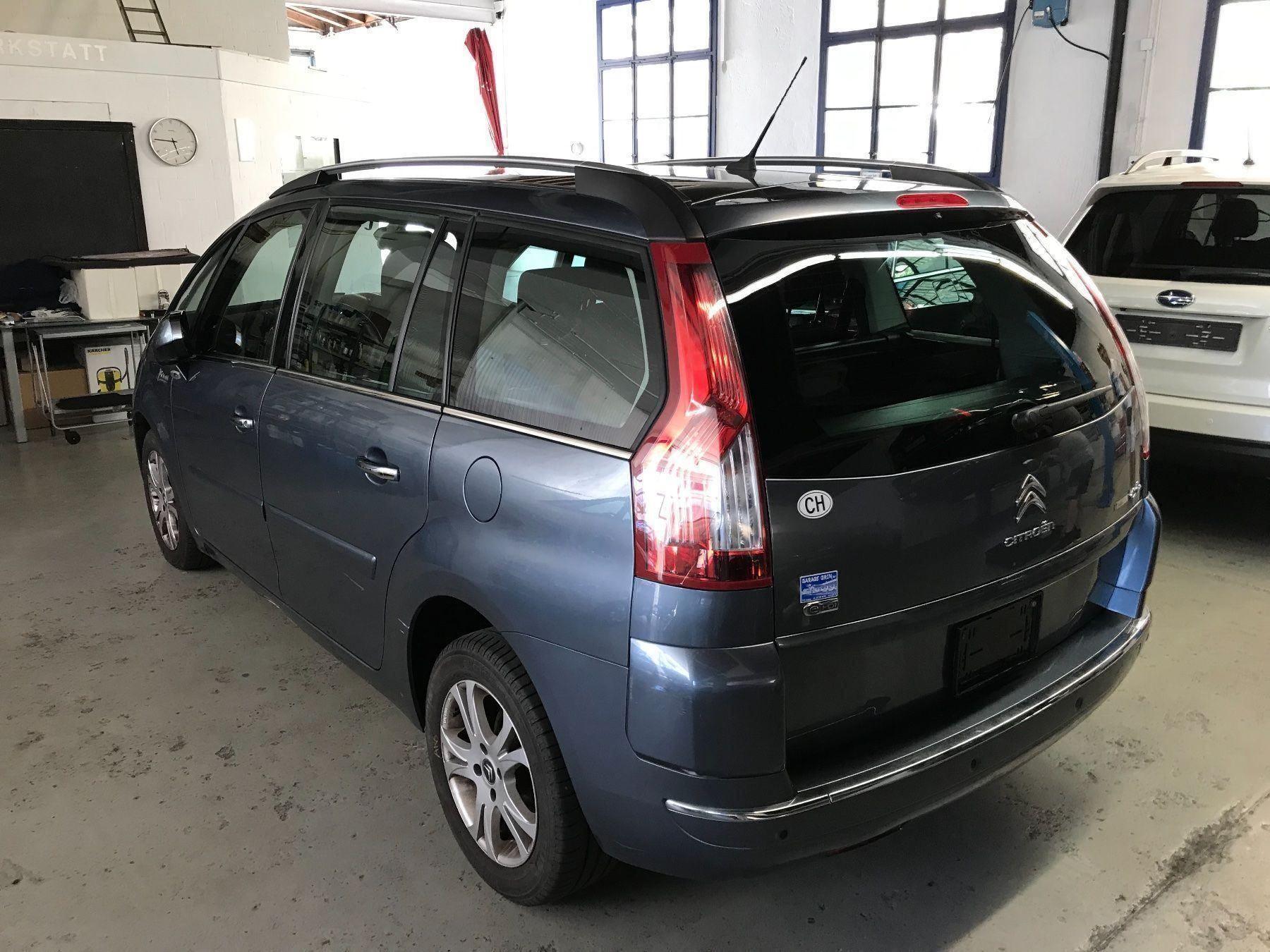 Citroën C4 Grand Picasso 1.6 e-HDi Attraction 7P.EGS