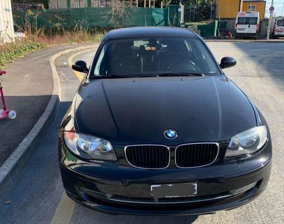 BMW 1er Reihe E87 118d