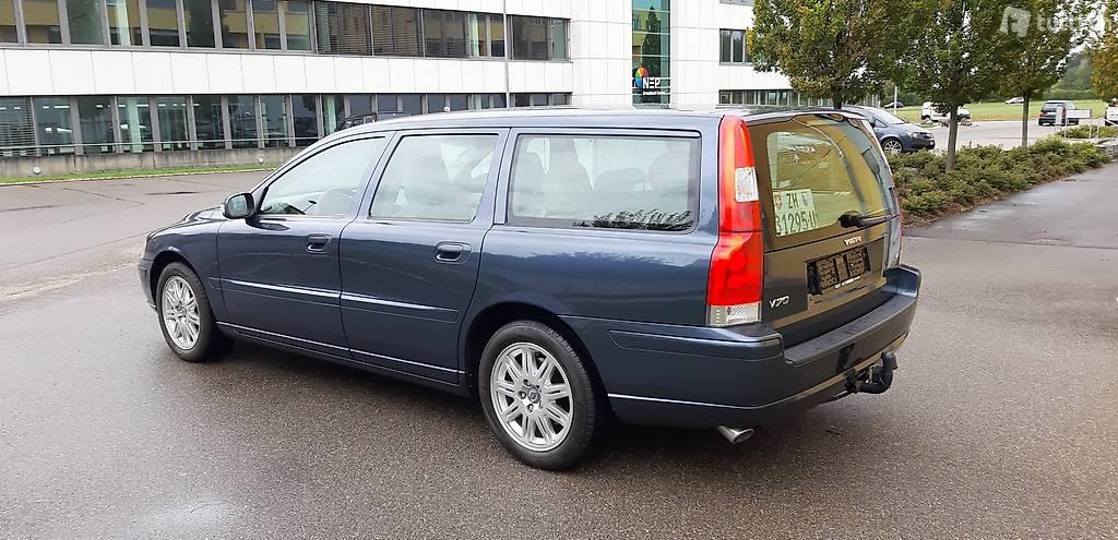 Volvo V70 2.4 D5 20V 185 Momentum