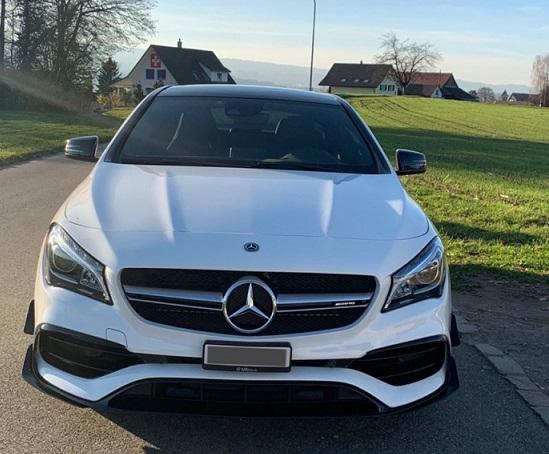 Mercedes-Benz CLA-Klasse C117 CLA 45 AMG 4m