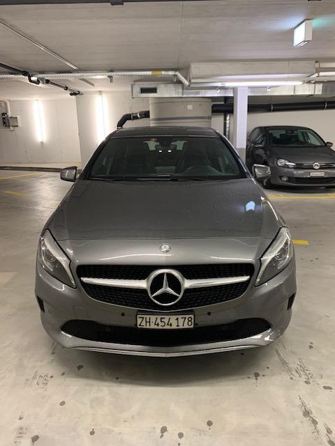 Mercedes-Benz A-Klasse W176 A 180 Urban