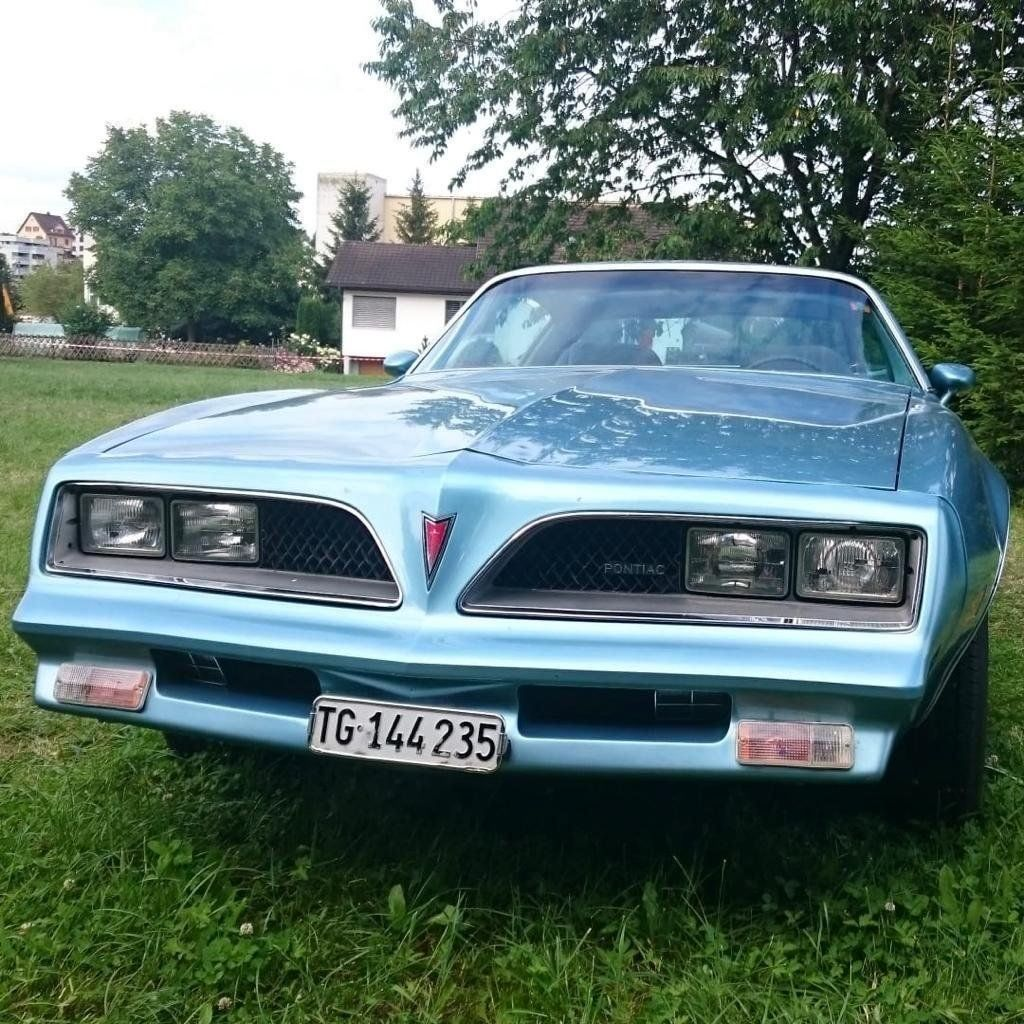 Pontiac  Fierebird 5.0