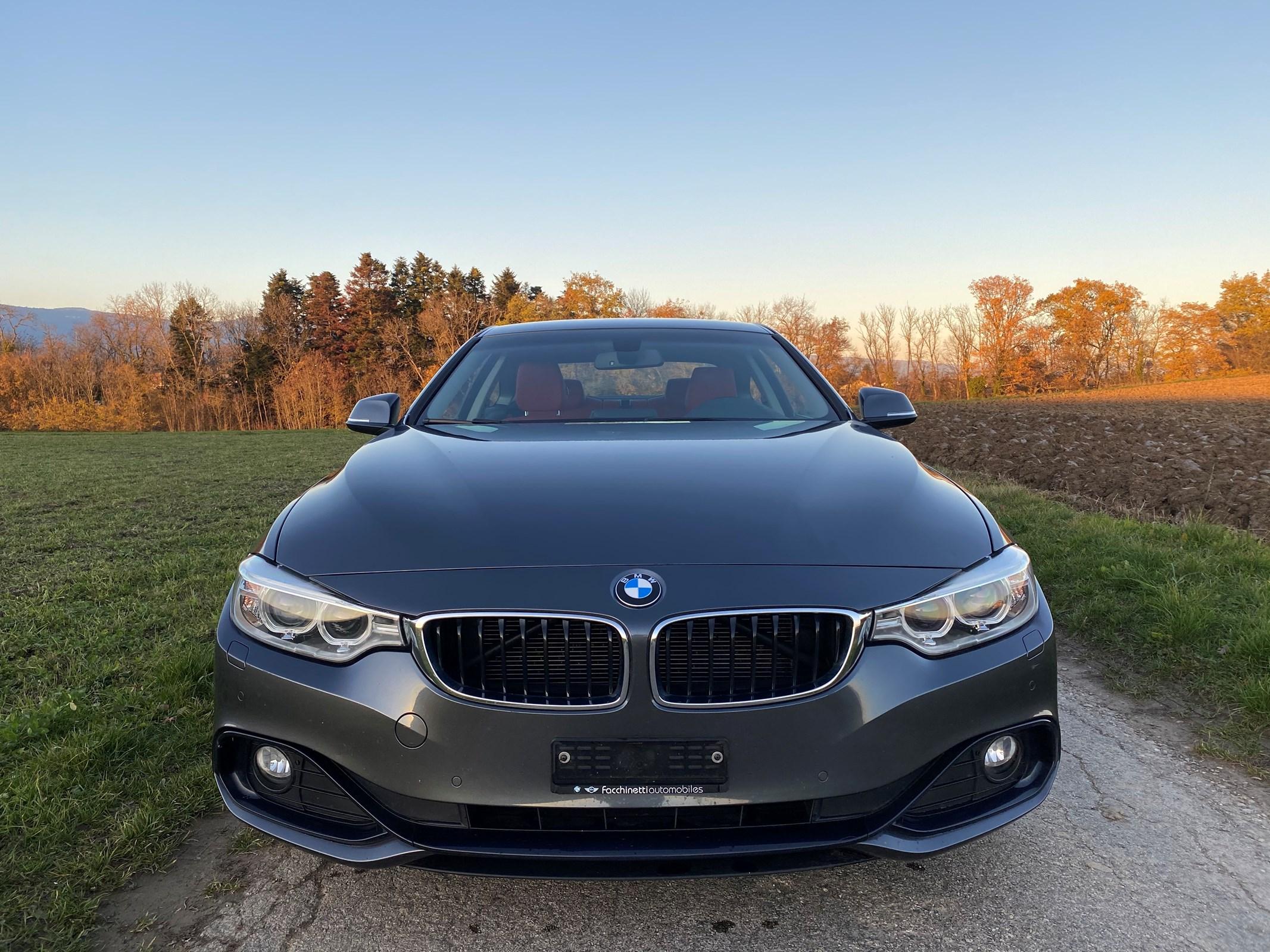 BMW 4er Reihe F32 Coupé 420d