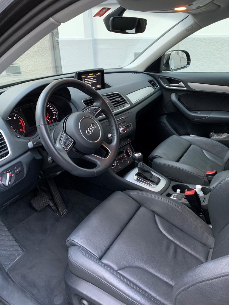 Audi Q3 2.0 TDI 150 Sport qu. S-Tr.