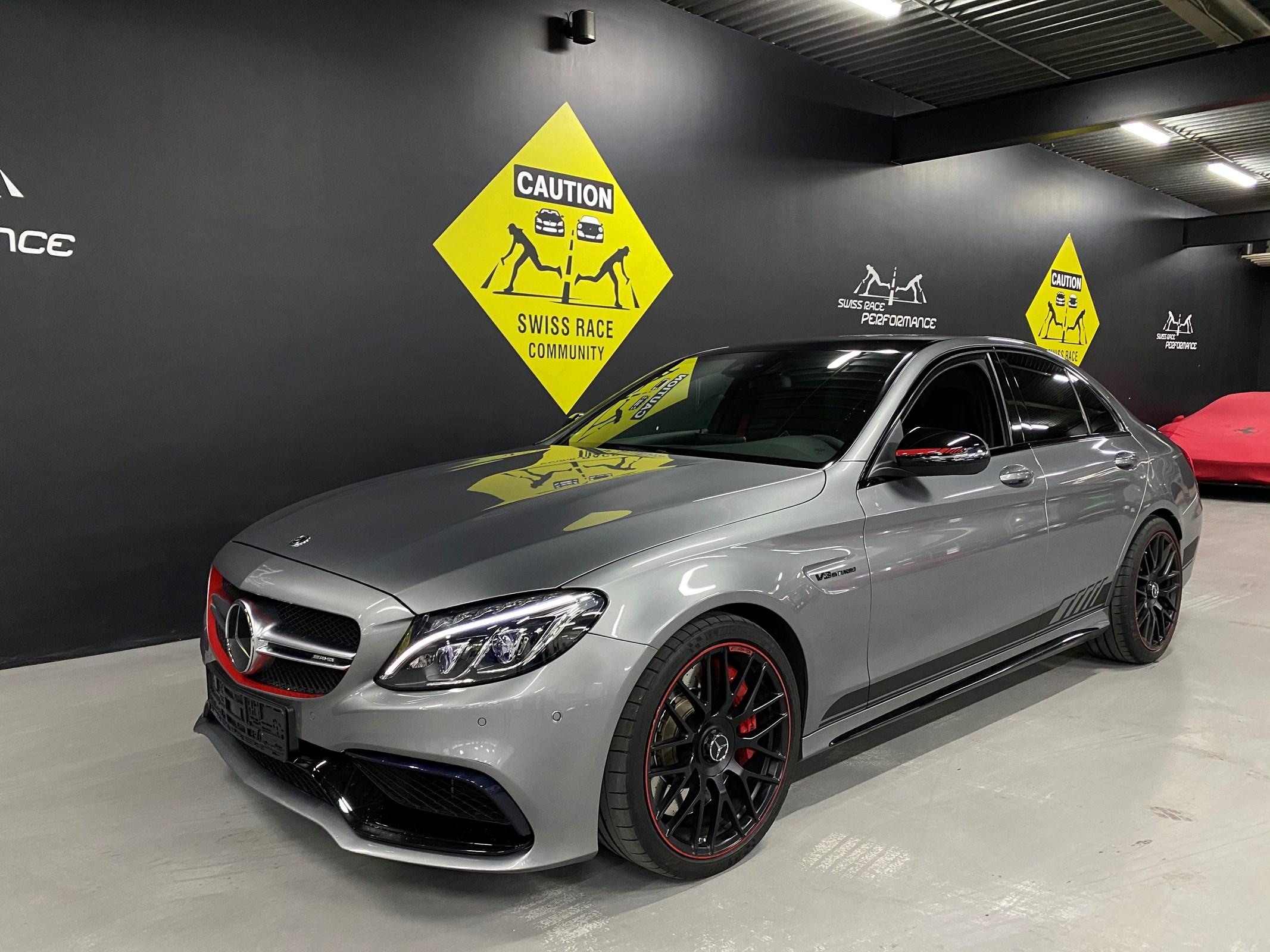 Mercedes-Benz C-Klasse W205 C 63 AMG S