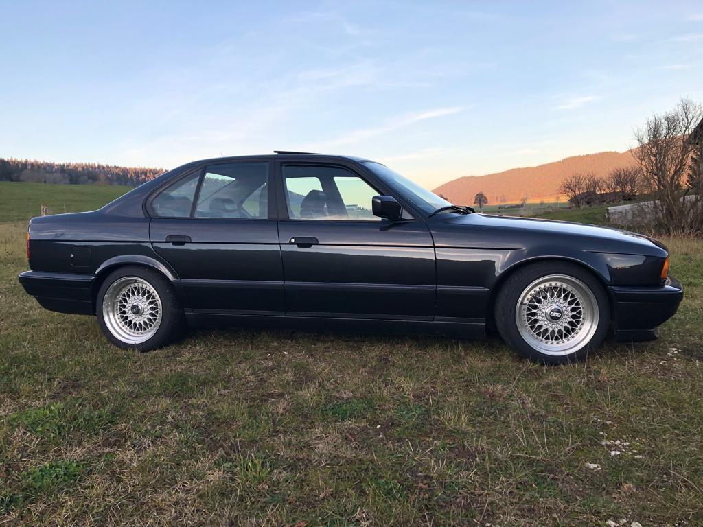 BMW 5er Reihe E34 M5 ABS