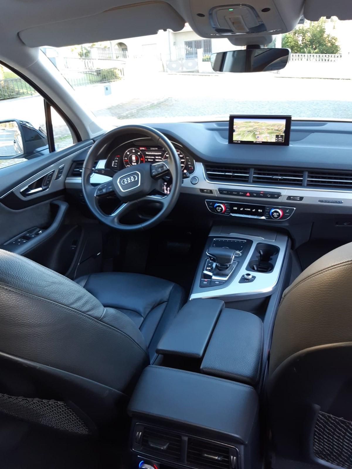 Audi Q7 3.0 V6 TDI 272 quattro T-Tr.
