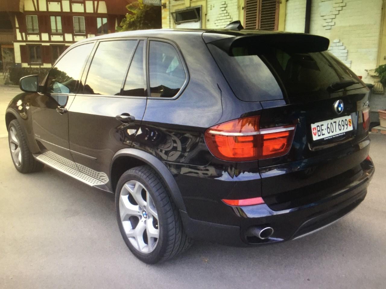 BMW X5 E70 40d xDrive