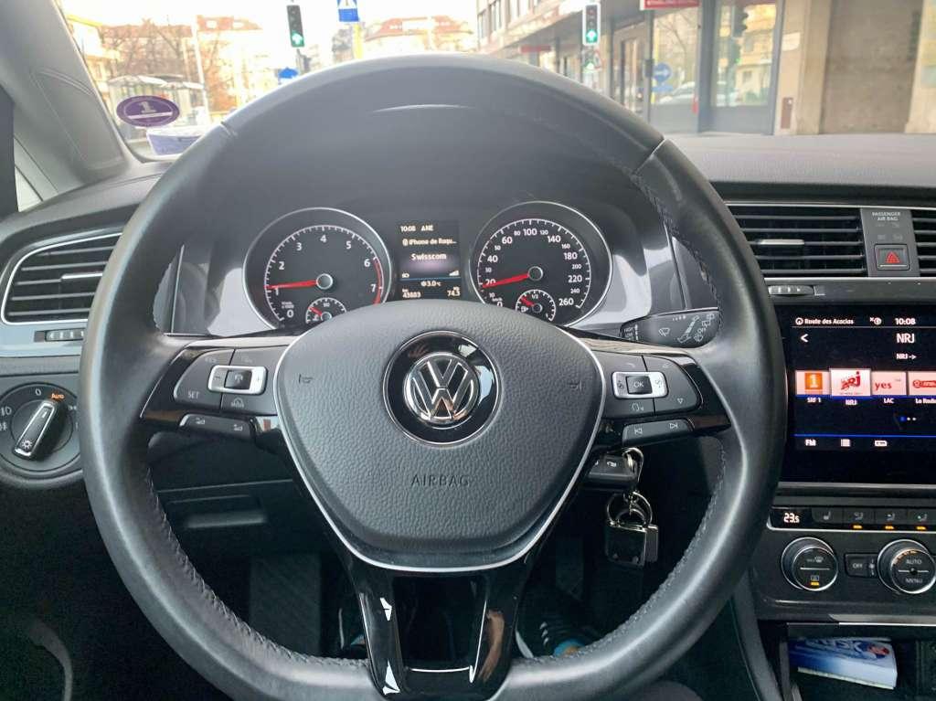 VW Golf VII 1.0 TSI 110 Comfortline