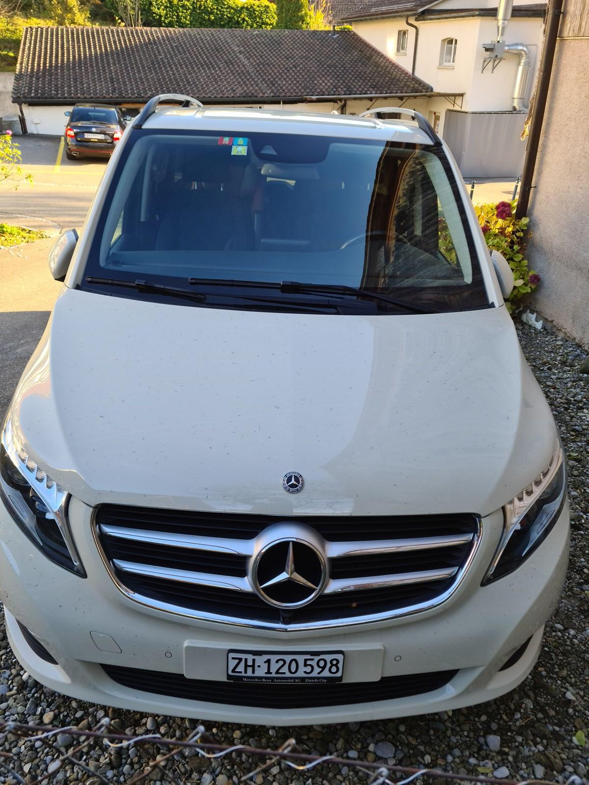 Mercedes-Benz V-Klasse V447 Van V 200 d lang