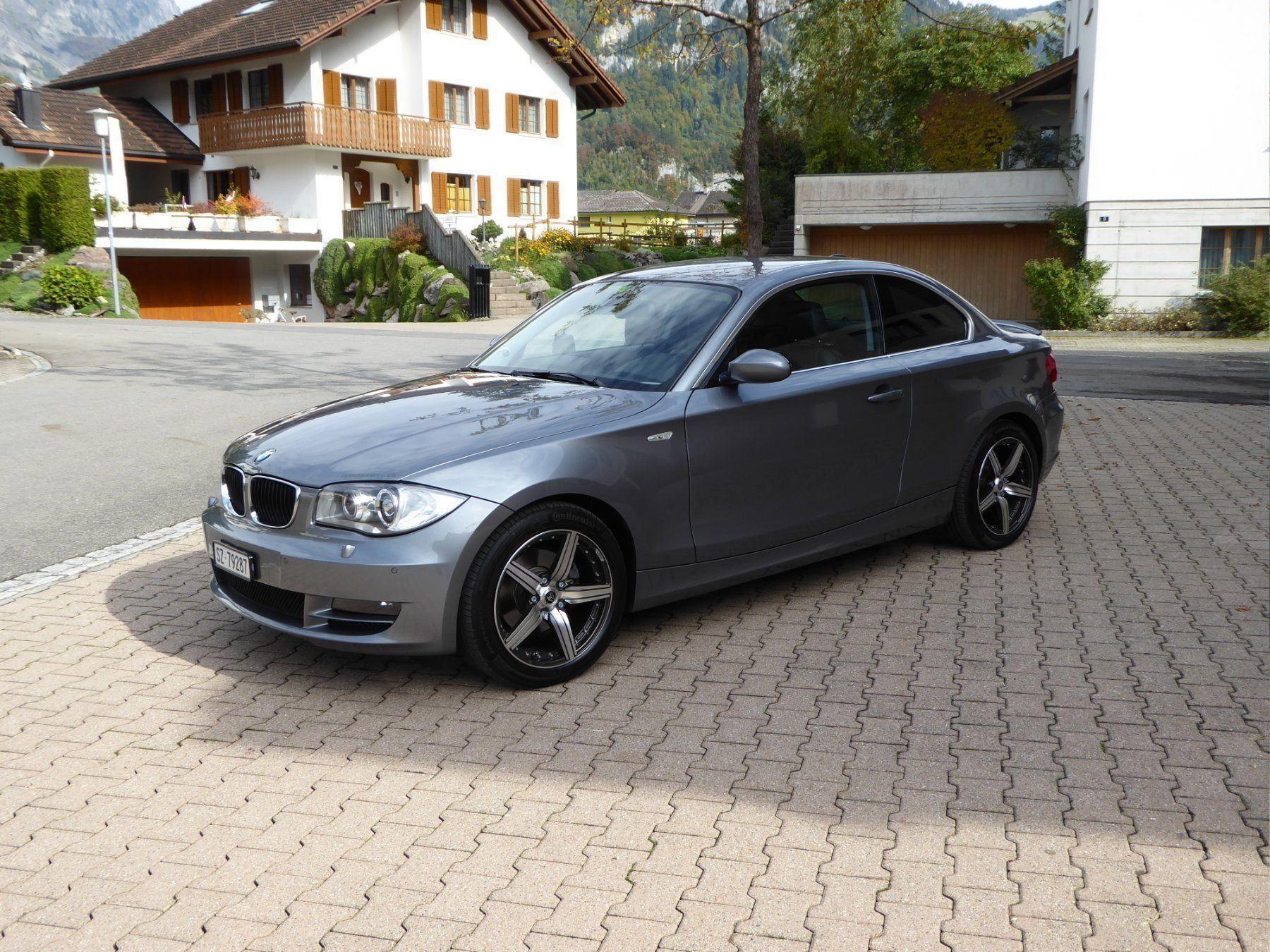 BMW 1er Reihe E82 Coupé 125i