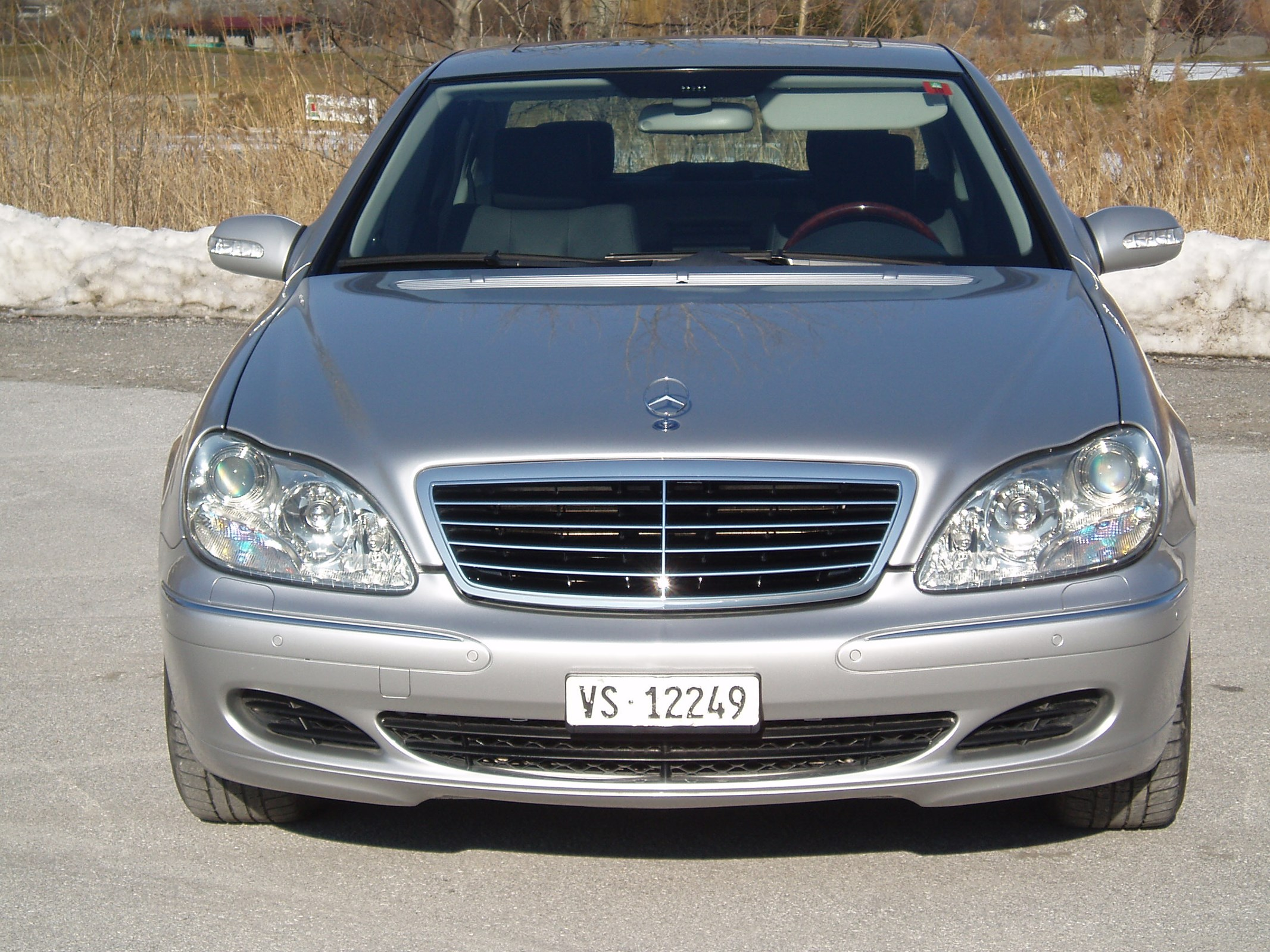 Mercedes-Benz S-Klasse W220 S 350 4matic