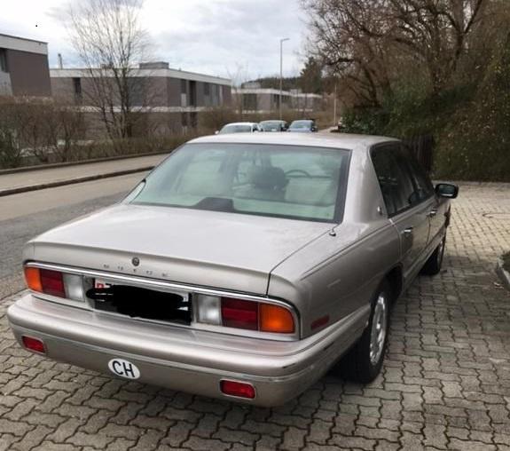 Buick Park Avenue 3.8 V6 Sedan