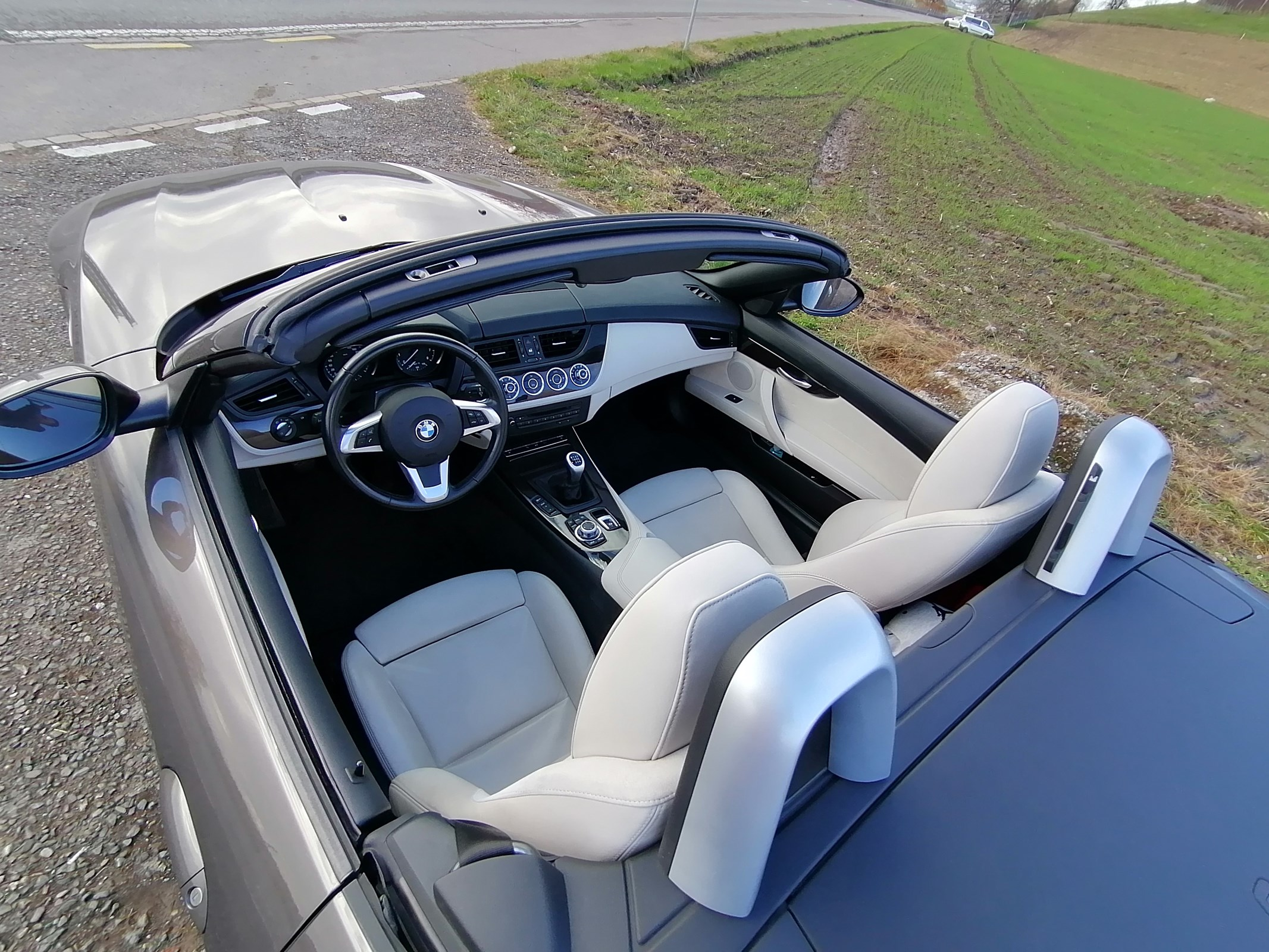 BMW Z4 Z89 Roadster 35i sDrive