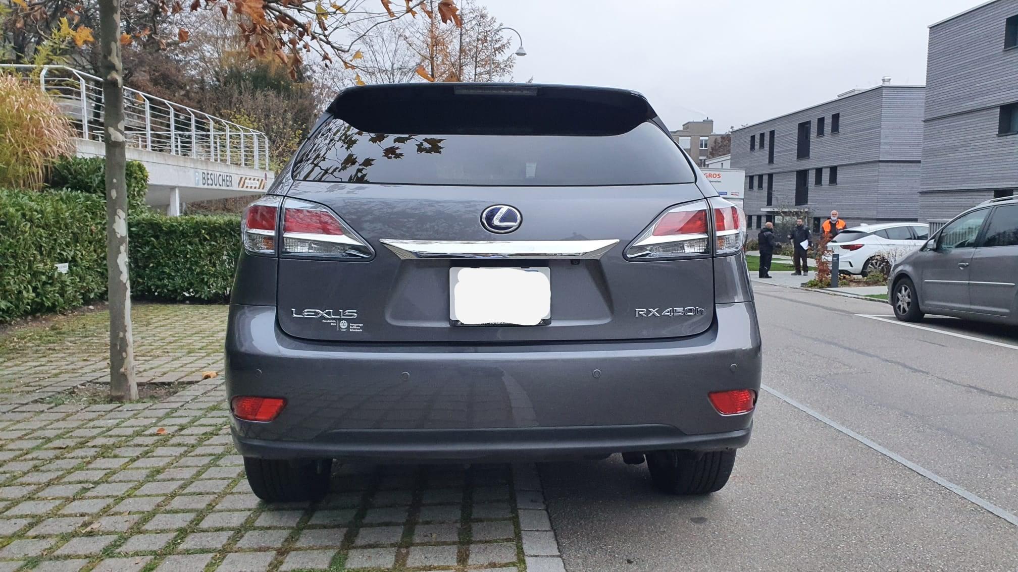 Lexus RX 450h Excellence