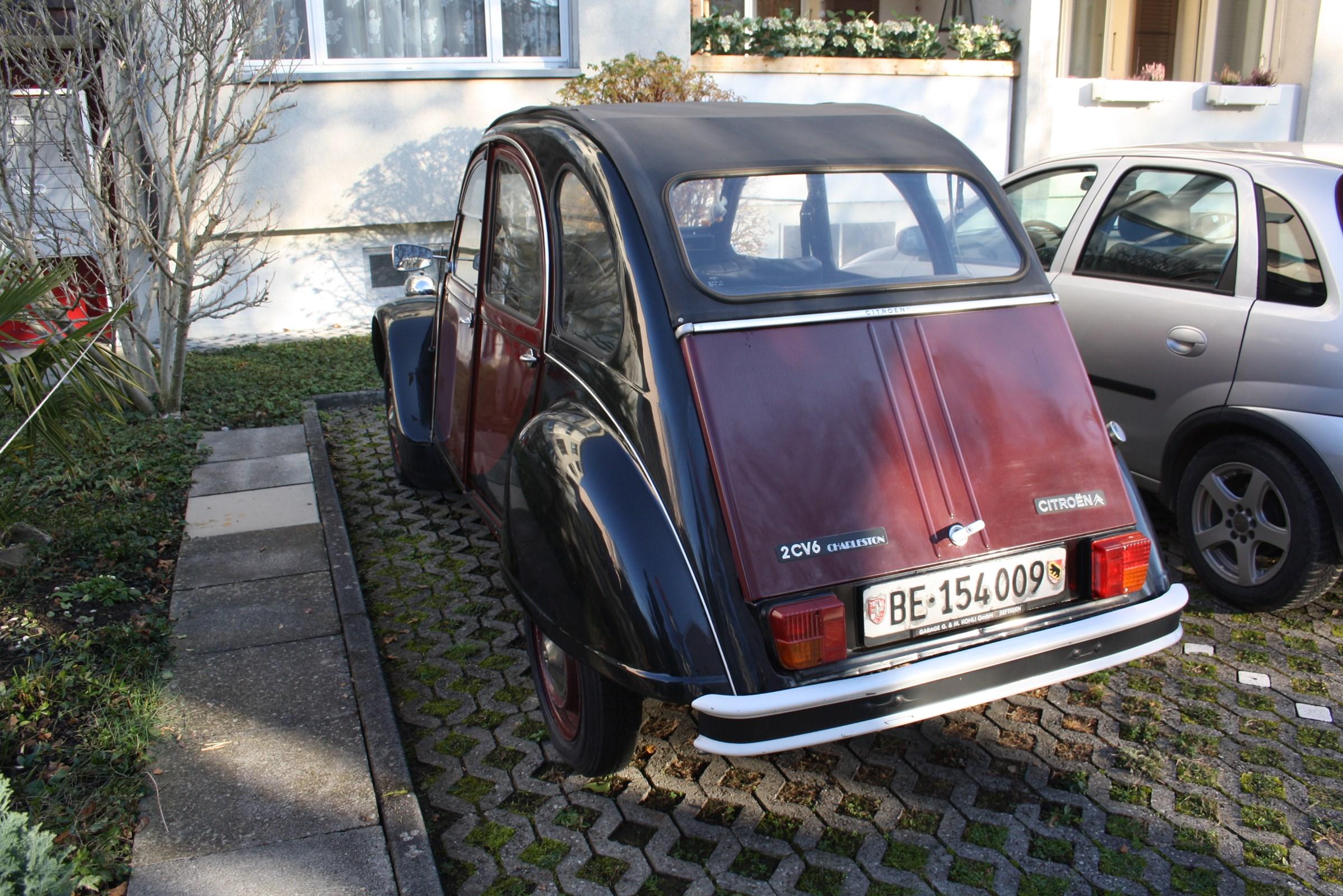 Citroën 2CV6 Charleston