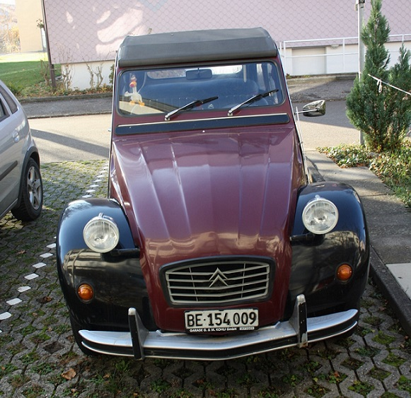 Citroën 2CV6 Charleston