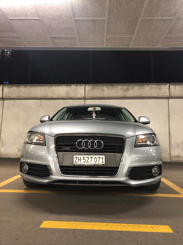 Audi A3 Sportback 1.8 16V T FSI Attraction quat.