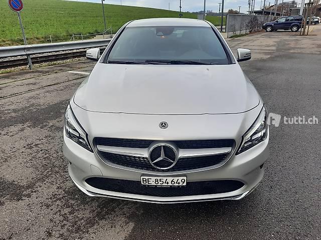 Mercedes-Benz CLA-Klasse C117 CLA 220 4m