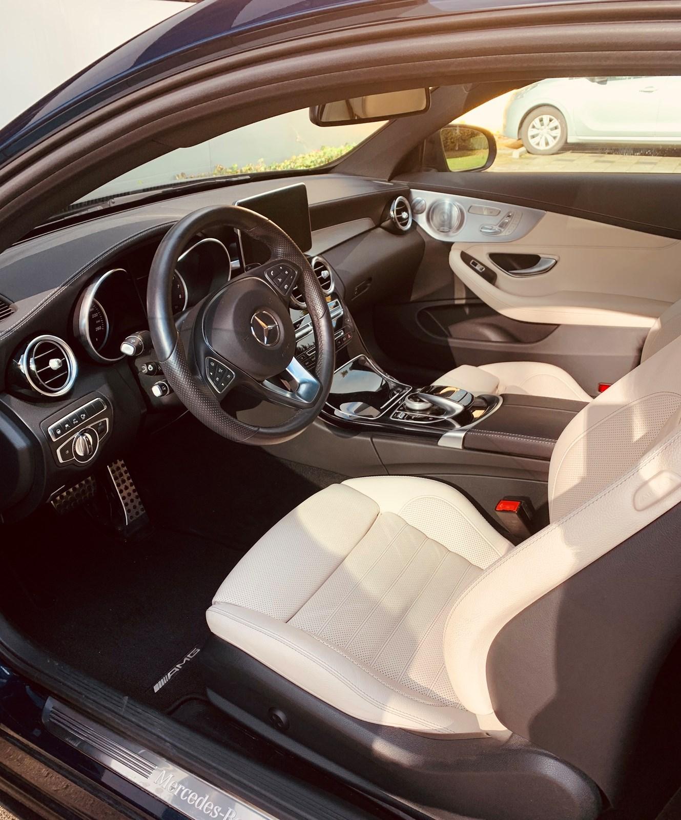 Mercedes-Benz C-Klasse C205 Coupé C 200 AMG Line 4matic