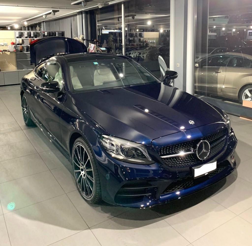 Mercedes-Benz C-Klasse C205 Coupé C 400 4matic