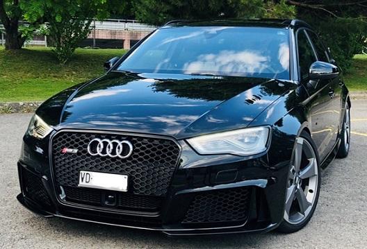 Audi RS3 Sportback 2.5 T FSI quattro S-Tronic
