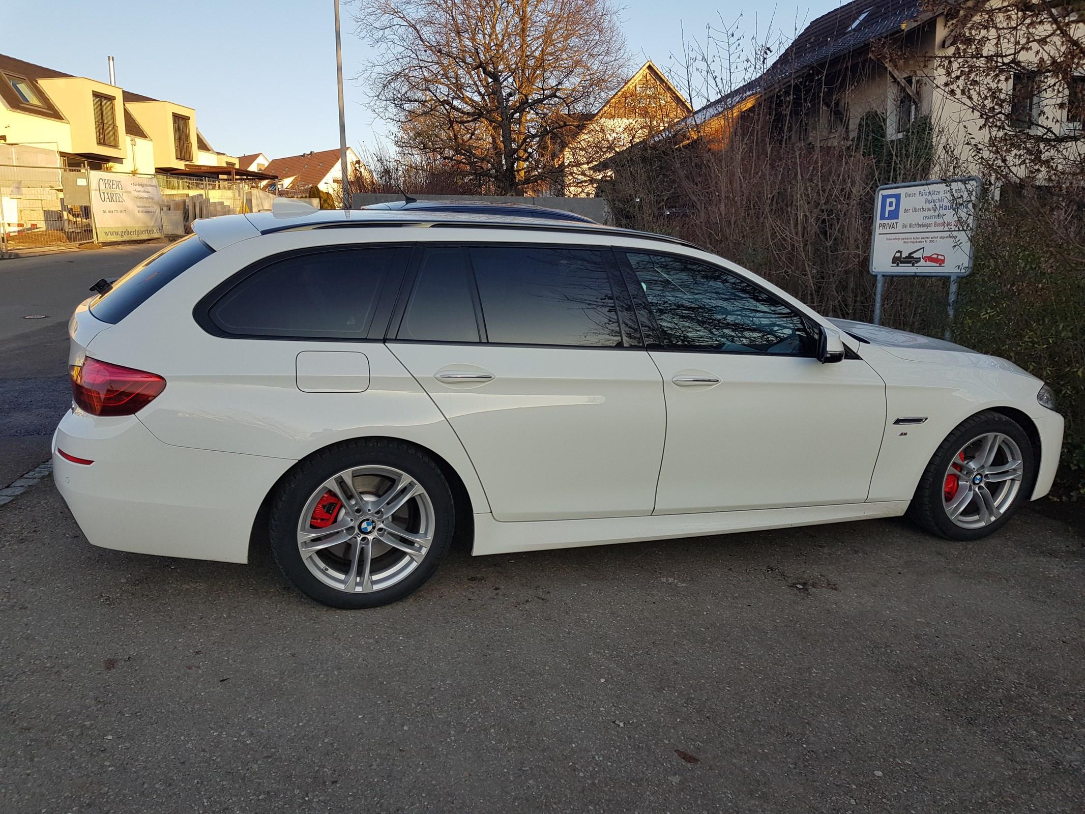 BMW 5er Reihe F11 Touring 530d xDrive SAG