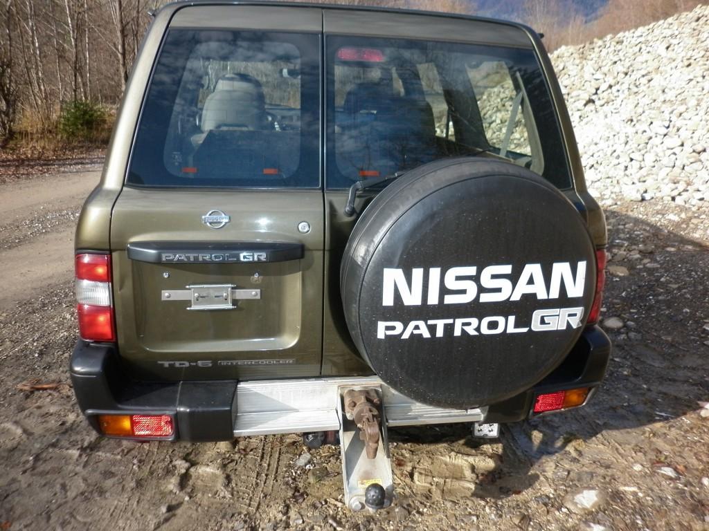 Nissan Patrol GR 2.8 TD 4x4 Relax Wagon