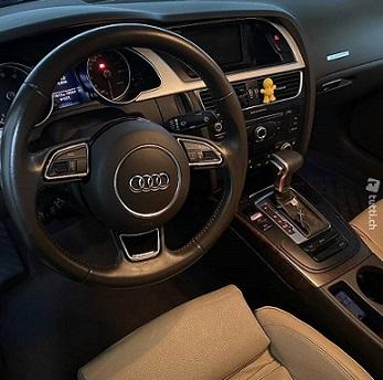 Audi A5 Sportback 3.0 V6 TFSI quattro S-Tronic