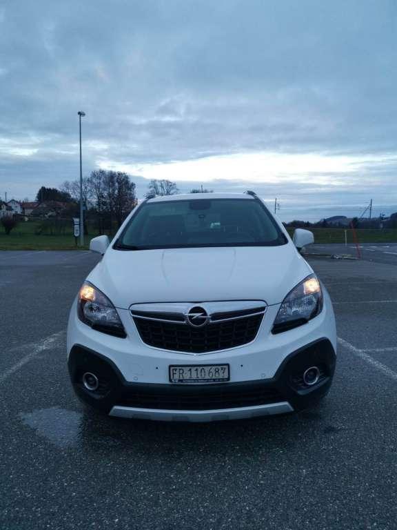 Opel Mokka 1.4T ecoTEC 4x4 Cosmo S/S