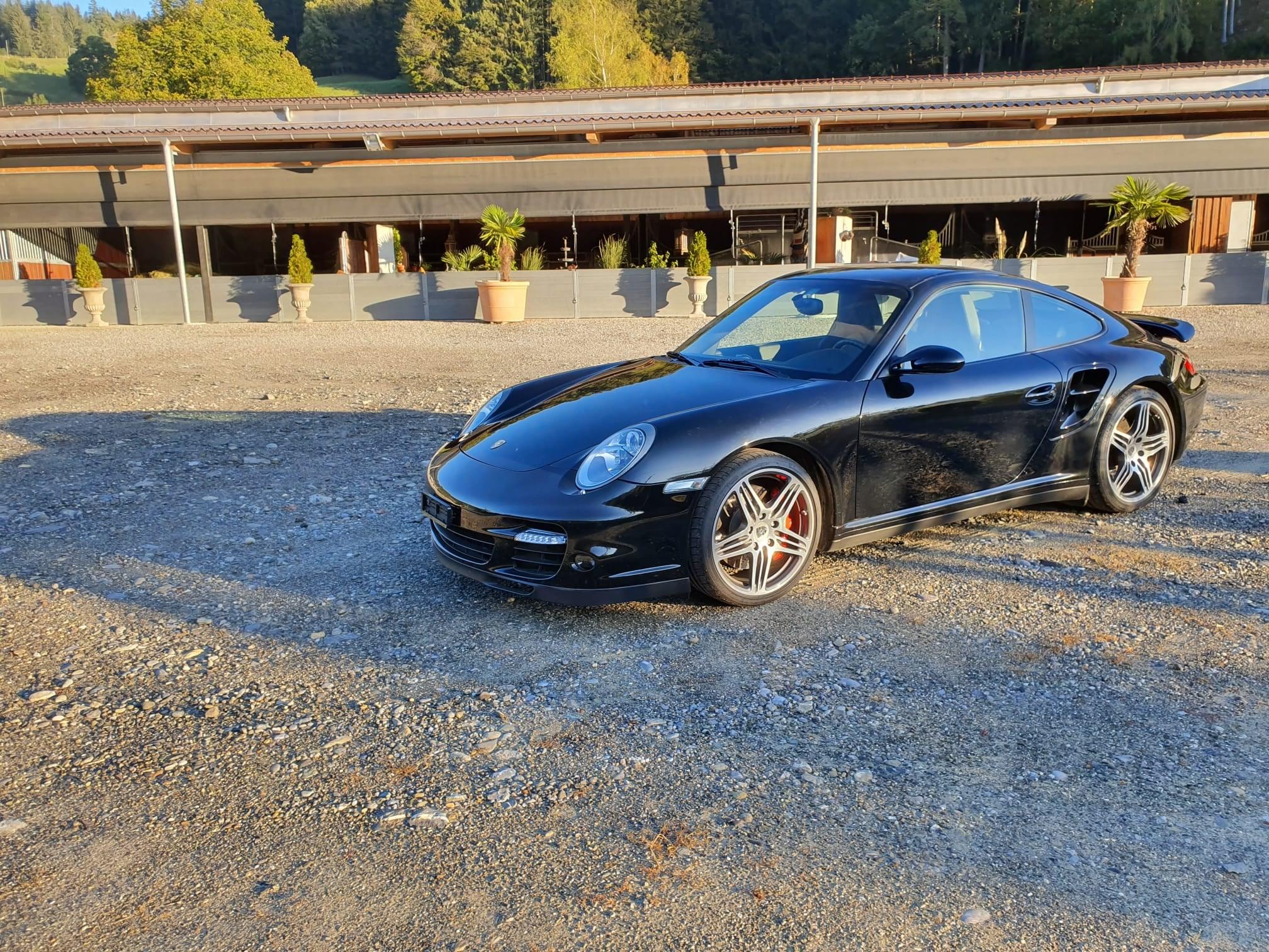 Porsche 911 Coupé 3.6 Turbo