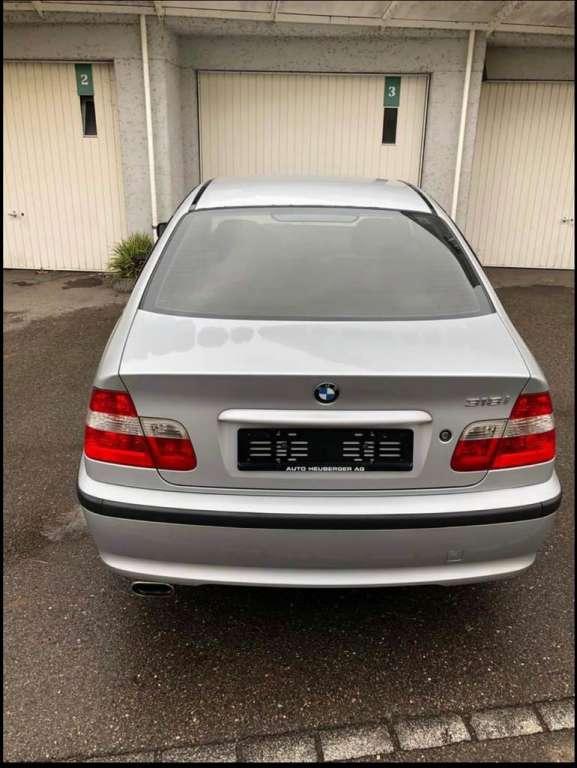 BMW 3er Reihe E46 318i