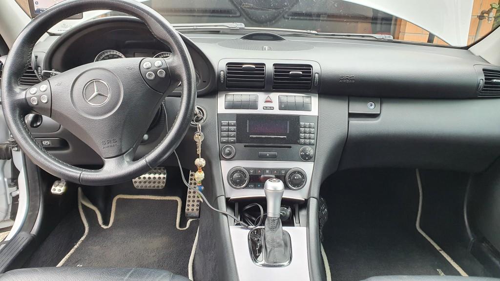 Mercedes-Benz C-Klasse S203 Kombi C 200 Kompressor