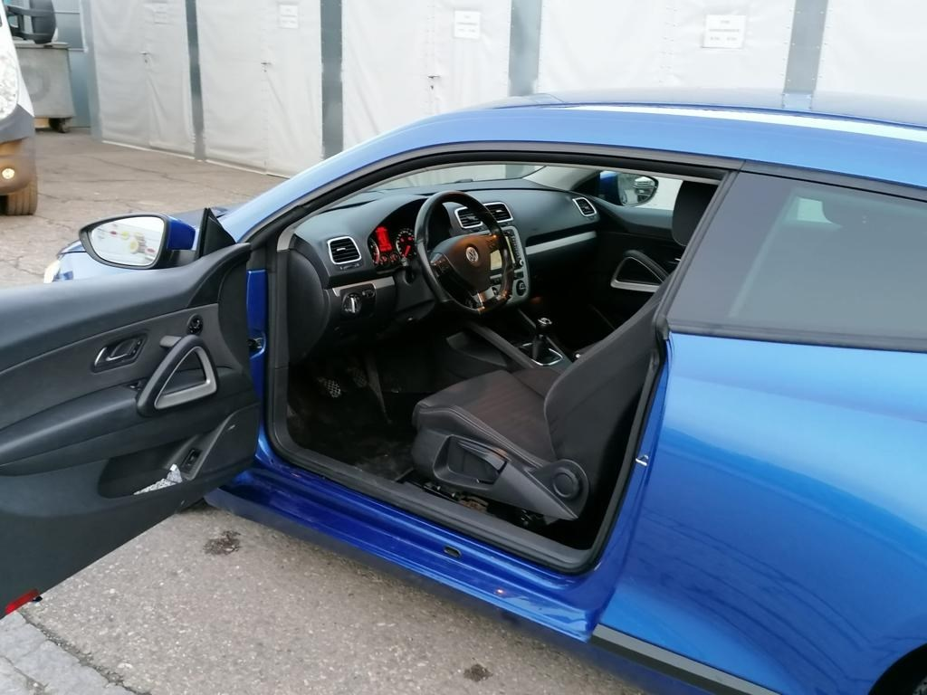 VW Scirocco 1.4 TSI 160