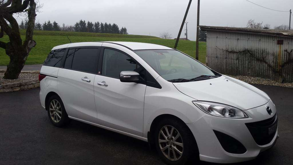 Mazda 5 2.0 Suisse Edition+ ActiveM