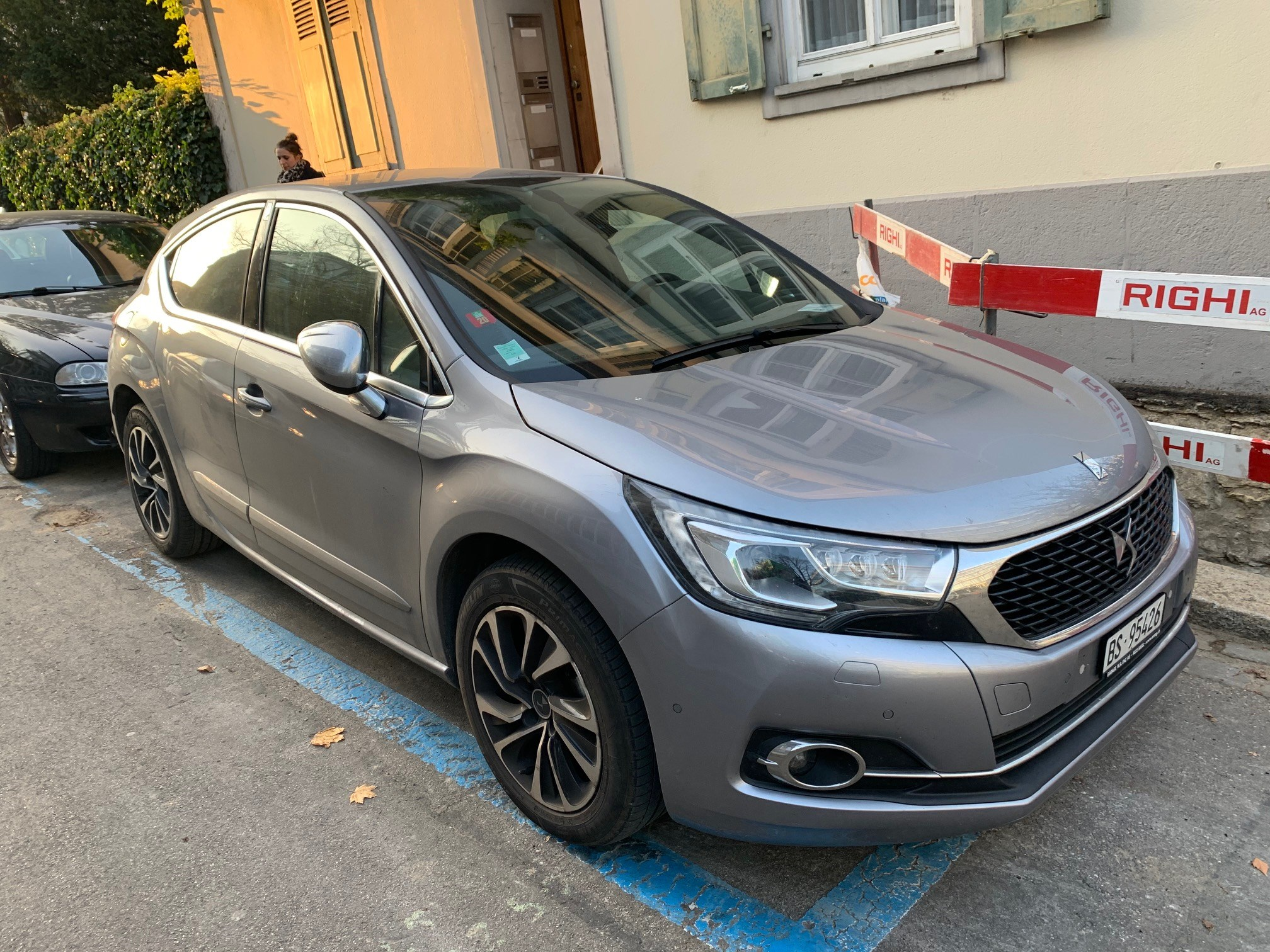 DS Automobiles DS4 1.6 BlueHDi So Chic