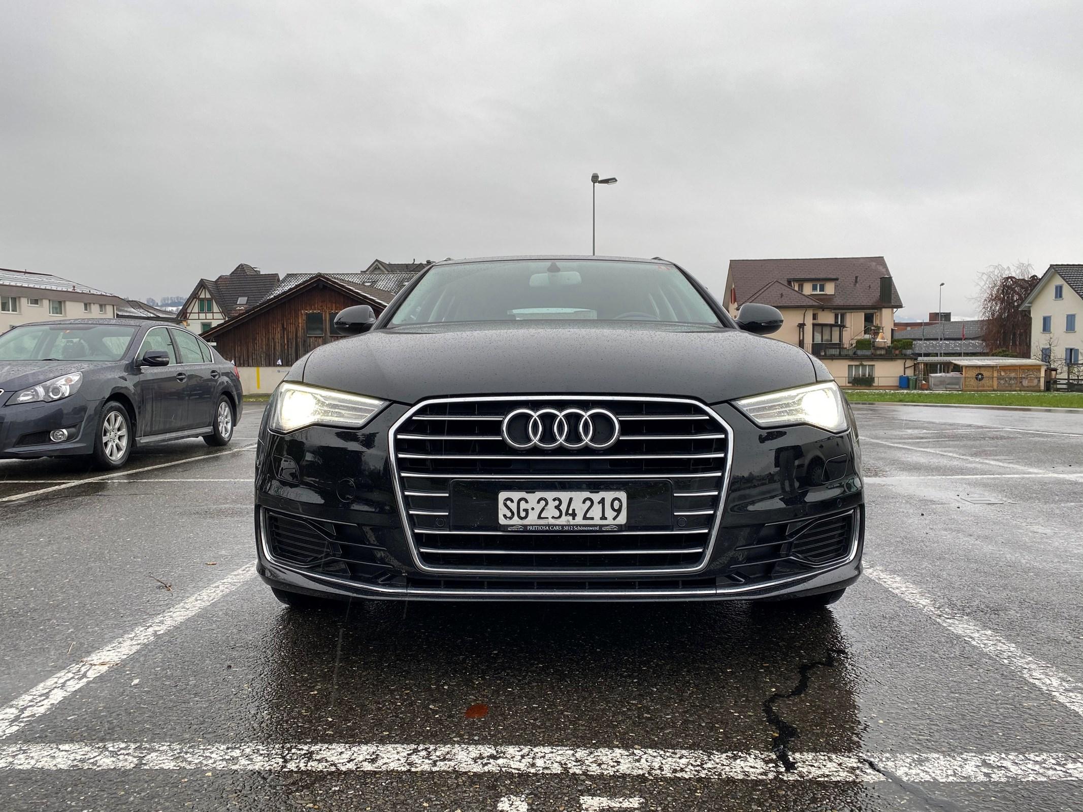 Audi A6 Avant 2.0 TDI 190 S-Tronic
