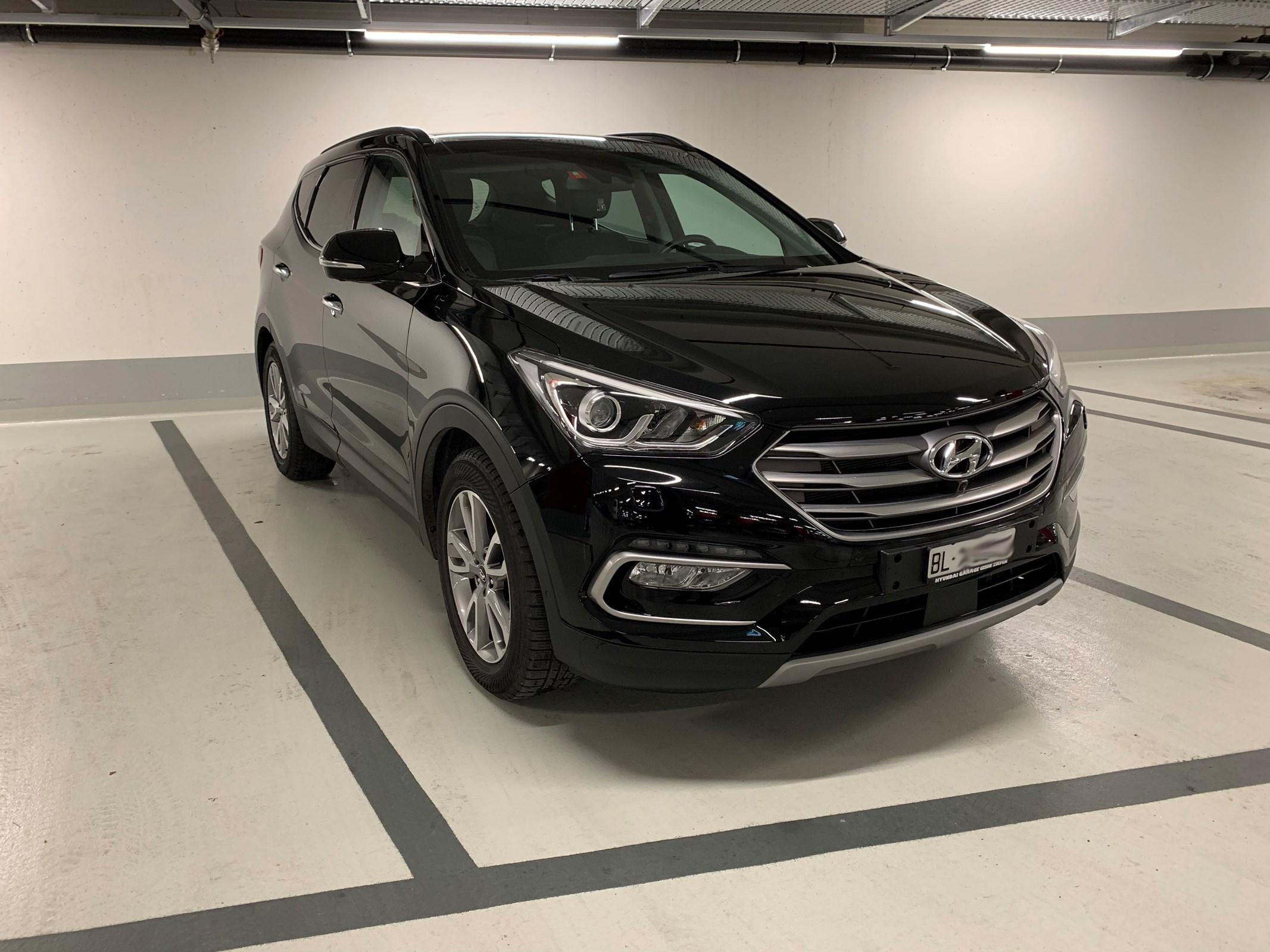 Hyundai Santa Fe 2.2 CRDi Vertex 7P