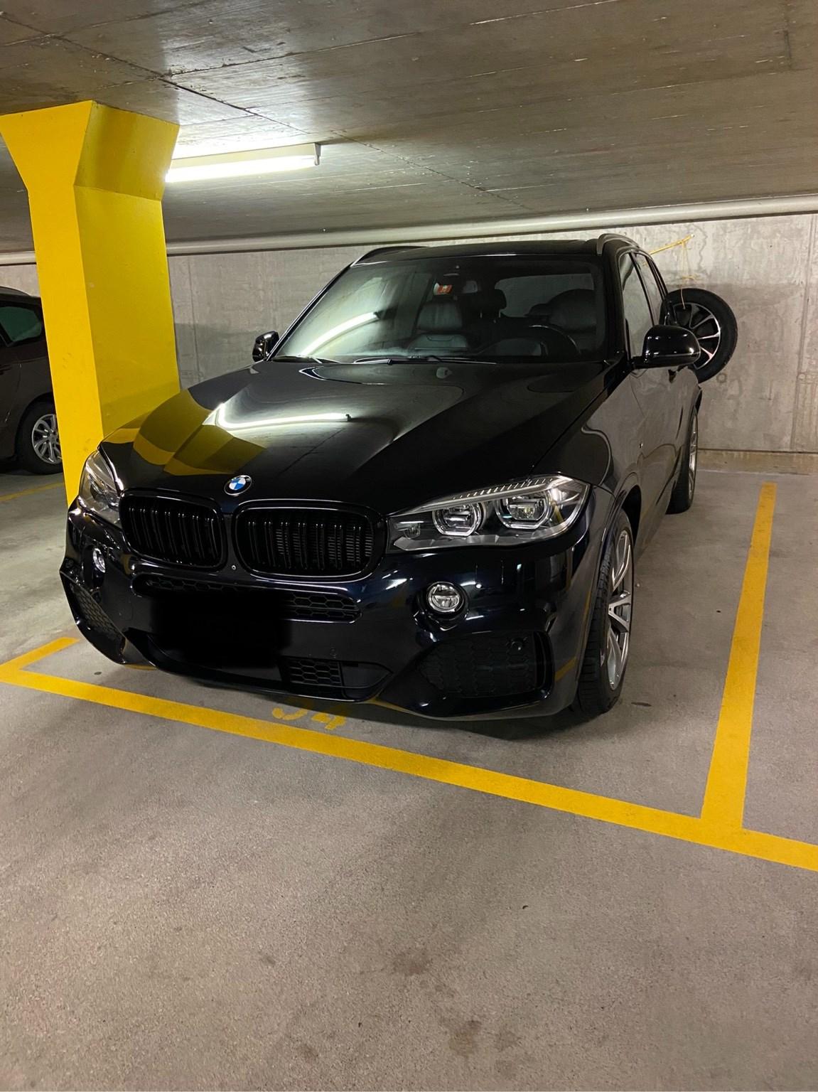 BMW X5 F15 30d xDrive SAG