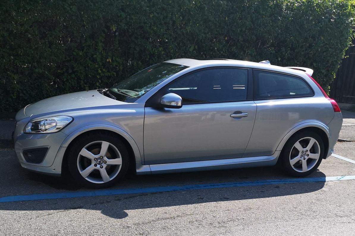 Volvo C30 1.6 D2 R-Design Ed. S/S