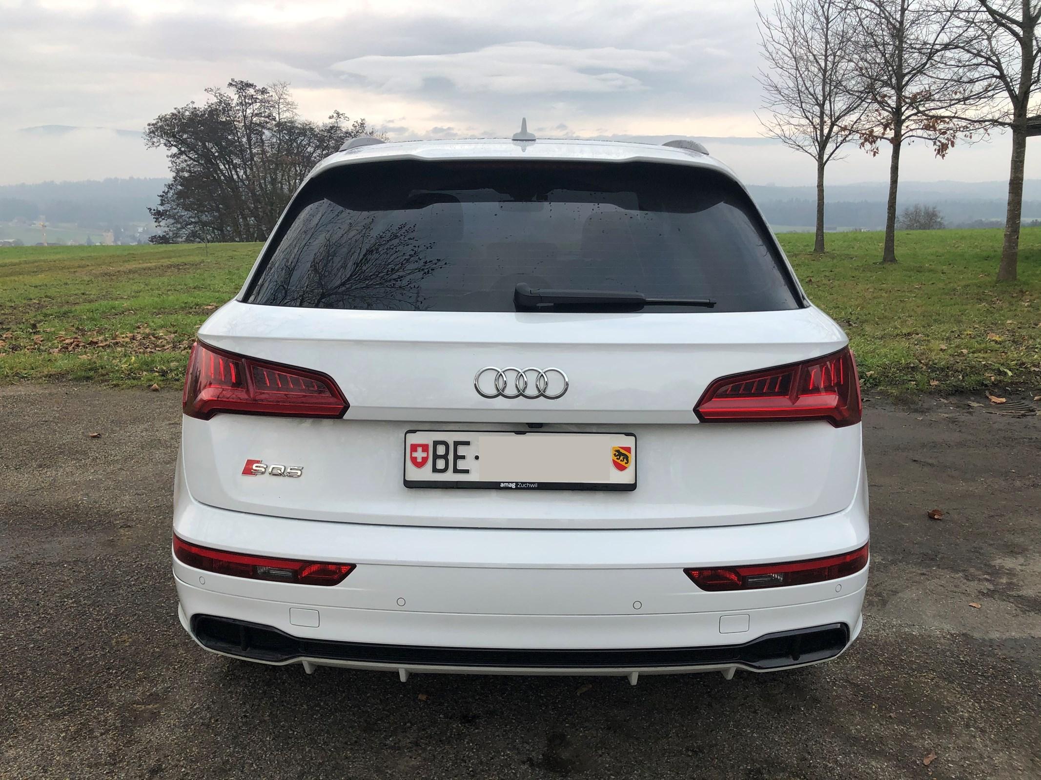 Audi SQ5 3.0 V6 TFSI quattro T-Tronic
