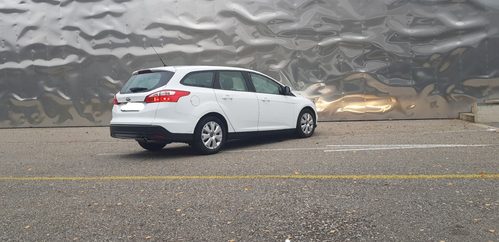 Ford Focus Station Wagon 2.0 TDCi 115 Trend
