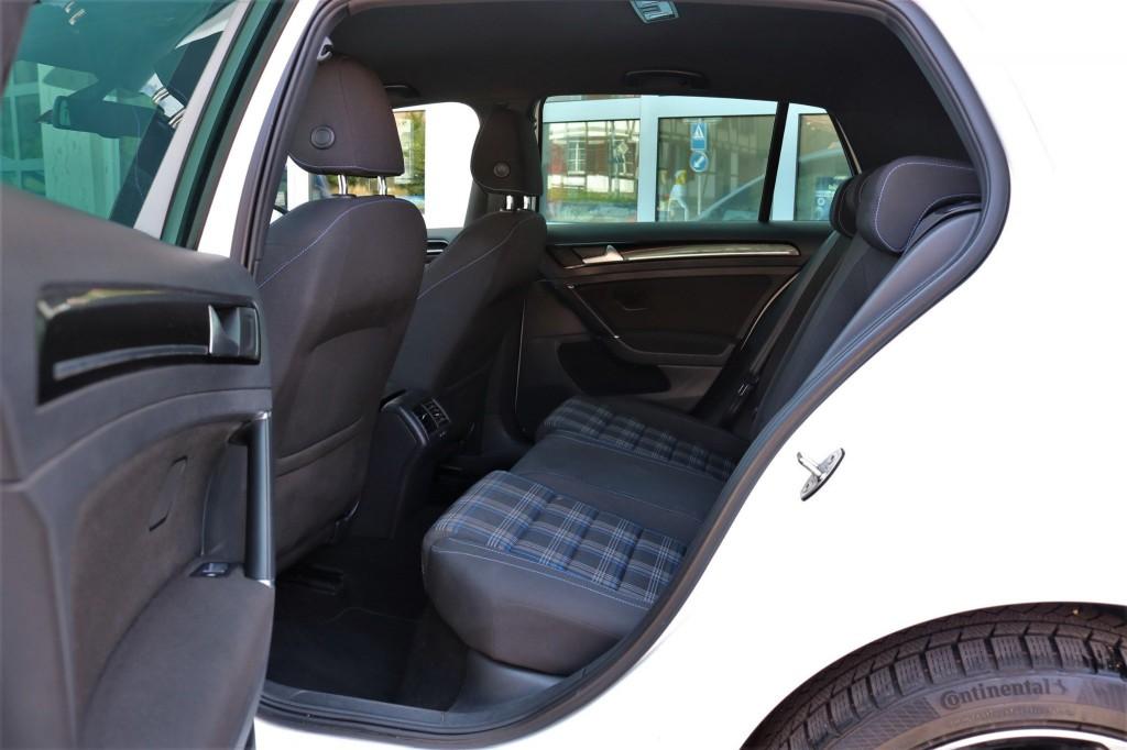 VW Golf VII 1.4 TSI Plug-In-Hybrid GTE DSG
